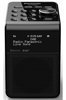 Radio Panasonic Radio DAB SplashProof