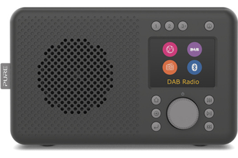 Radio Pure Elan Connect Charc
