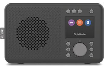 Radio Pure ELAN DAB+ CHARCOAL