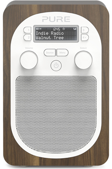 Radio EVOKE D2 WALNUT Pure