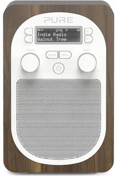 Radio Pure EVOKE H2 WALNUT
