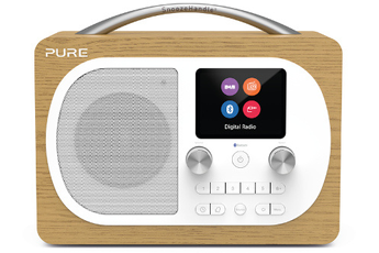 Radio EVOKE H4 OAK Pure