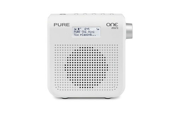 Radio One Mini Series 2 Blanc Pure