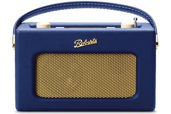 Radio Roberts i-stream bleu foncé