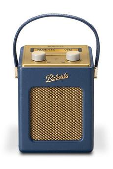 Radio Roberts MINI Bleu Minuit