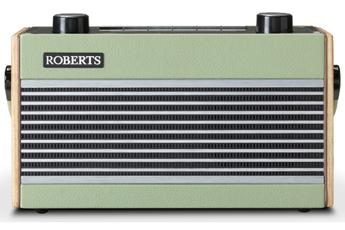 Radio Roberts RAMBLER BT VERT