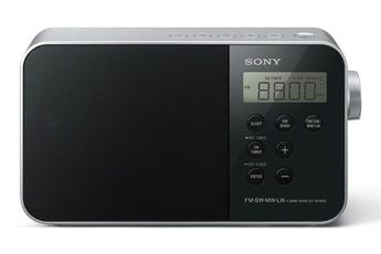 Radio ICFM780SLB Noir Sony