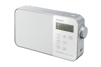 Radio ICFM780SLW Blanc Sony
