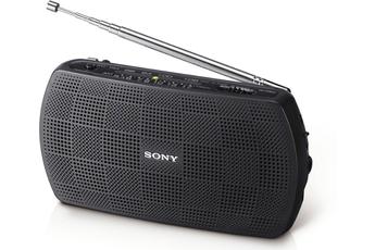 Baladeur Radio SONY SRF18 NOIR