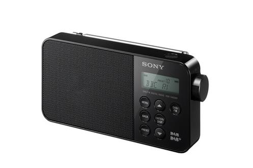 Radio Sony XDR-S40DBP Noir