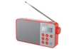 Sony XDR-S40DBP Rouge photo 1
