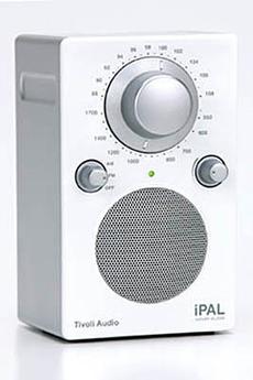 Radio IPAL BLANC-GRIS Tivoli