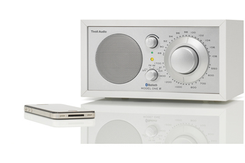 Radio MODEL ONE BT BLANC ARGENT Tivoli