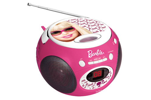 Radio CD / Radio K7-CD RCD102 BARBIE Barbie