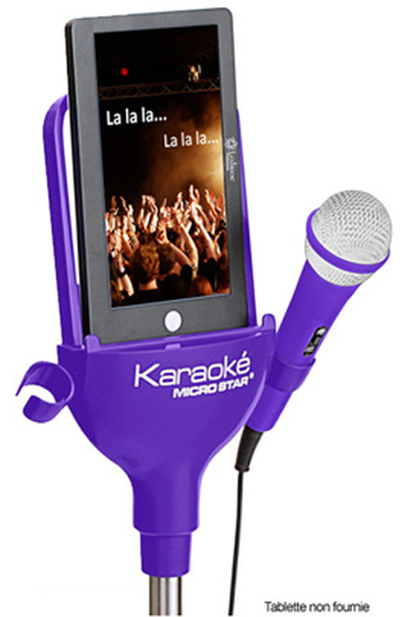 Radio CD / Radio K7 CD Lexibook. Karaoké micro star K8000