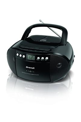 Radio CD / Radio K7-CD BCD300K7 Brandt
