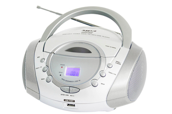 Radio CD / Radio K7-CD BOOM POWER Dcybel