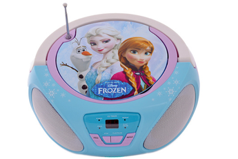 Radio CD / Radio K7-CD BOOMBOX FROZEN Disney