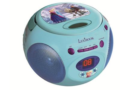 radio cd radio k7 cd lexibook rcd102fz reine des neiges rcd102fz darty. Black Bedroom Furniture Sets. Home Design Ideas