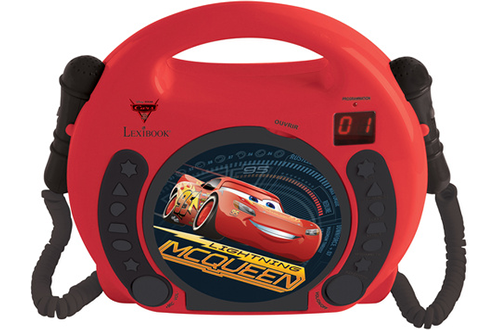 RCDK100DC DISNEY CARS