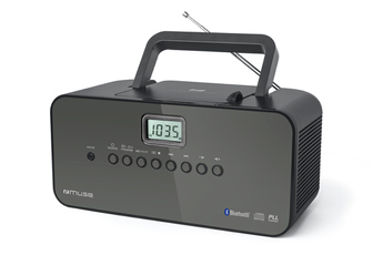 Radio CD / Radio K7-CD M-22 BT Muse