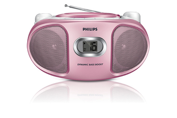 Radio CD / Radio K7-CD AZ105C/12 Philips