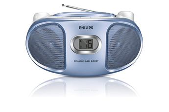 Radio CD / Radio K7-CD AZ105N/12 Philips