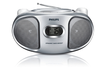 Radio CD / Radio K7-CD AZ105S/12 Philips