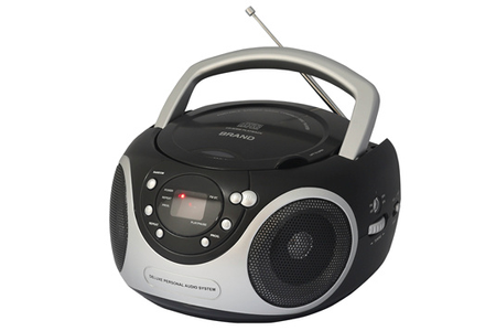 radio cd radio k7 cd proline rcd210 darty. Black Bedroom Furniture Sets. Home Design Ideas