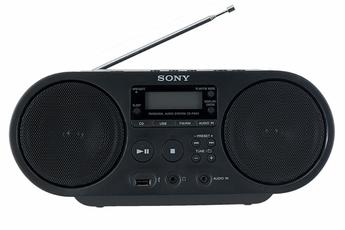 Radio Sony ZS-PS50B NOIR