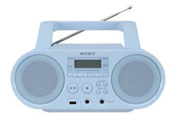 Radio CD / Radio K7-CD ZS-PS50L BLEU Sony
