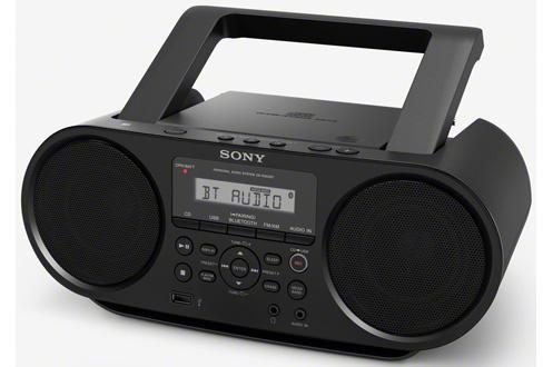 Radio CD / Radio K7-CD Sony ZS-RS60BT