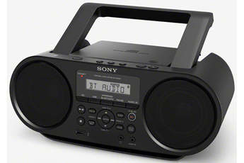 Radio CD / Radio K7-CD ZS-RS60BT Sony