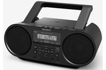 Radio CD / Radio K7-CD ZS-RS60BT Sony