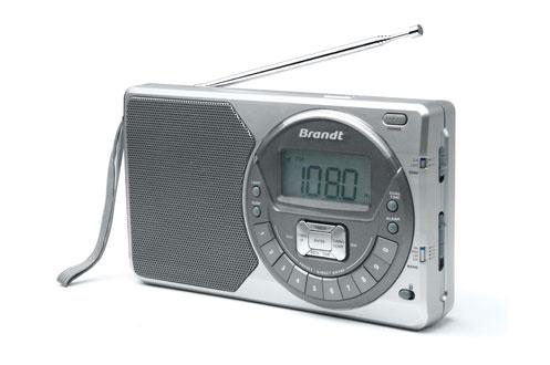 Radio BR200D Brandt
