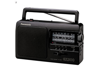 Radio Panasonic RF-3500 NOIR