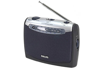 Radio AE 2160 ARGENT Philips