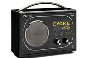 Web radio PURE EVOKEFLOW NOIR