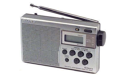 Avis clients pour le produit radio sony icf m260ls argent - Poste radio pour cuisine ...