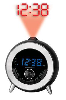 Radio-réveil BCR160P Brandt