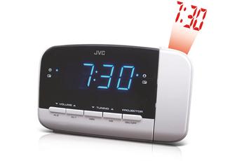 Radio-réveil Jvc RA-F230W