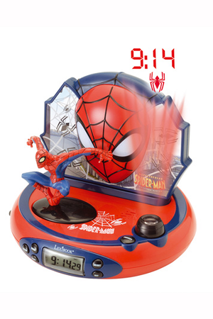 r veil pour enfants lexibook rp500 spiderman darty. Black Bedroom Furniture Sets. Home Design Ideas