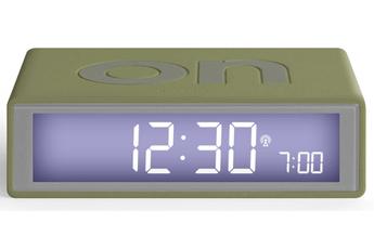 Radio-réveil Lexon Flip+ Gomme Kaki