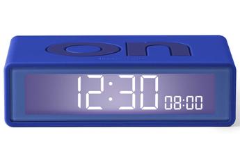 Radio-réveil Lexon Flip+ Travel Bleu