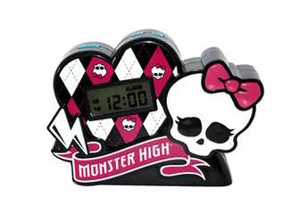 Radio-réveil MONSTER HIGH 50148 Monster High