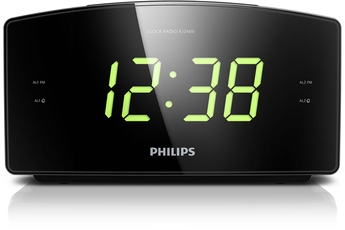 Radio-réveil Philips AJ3400/12