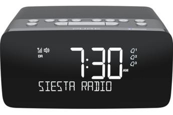 Radio-réveil Pure Siesta Charge Noir