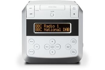 Radio-réveil Roberts SOUND 48 BLANC