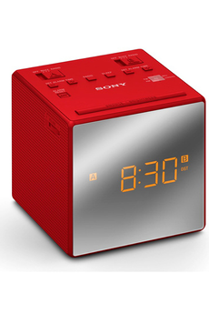 Radio-réveil ICFC1TR Sony