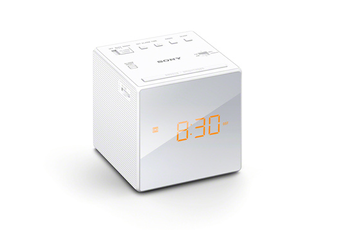 Radio-réveil ICFC1W Sony